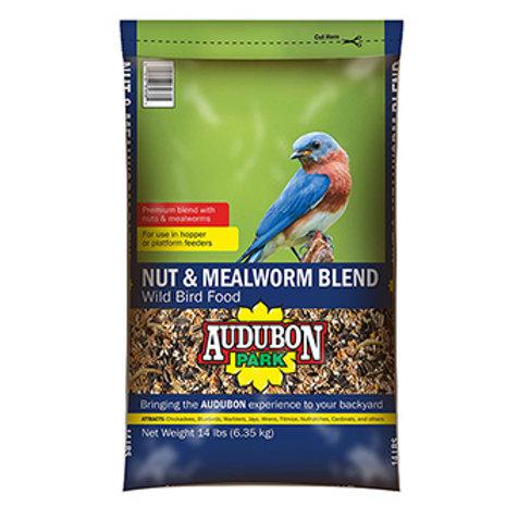 Nut & Mealworm Wild Bird Food