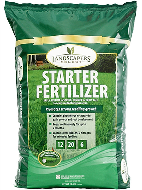 Landscapers Select Lawn Starter