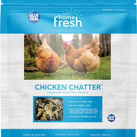 Blue Seal Chicken Chatter