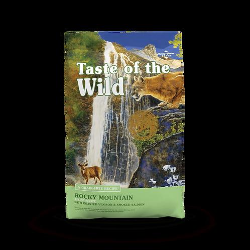 Taste of the Wild Feline Rocky Mountain