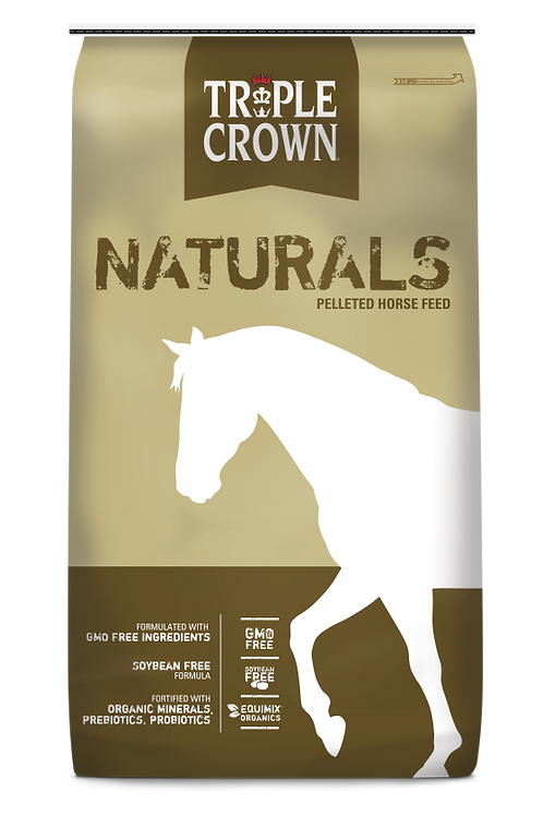 Triple Crown Naturals Pellets 50lb