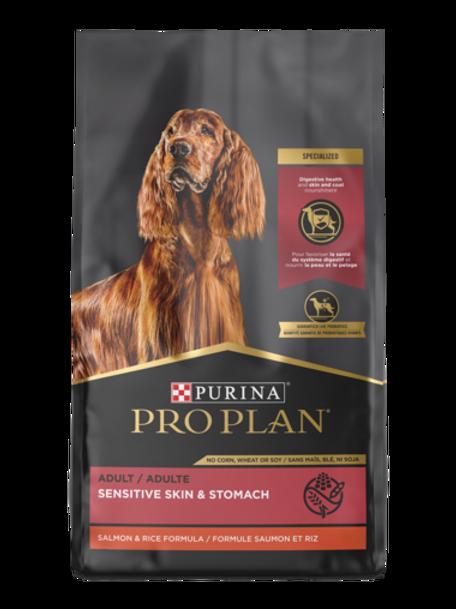 Purina Pro Plan Sensitive Skin & Stomach - Salmon & Rice