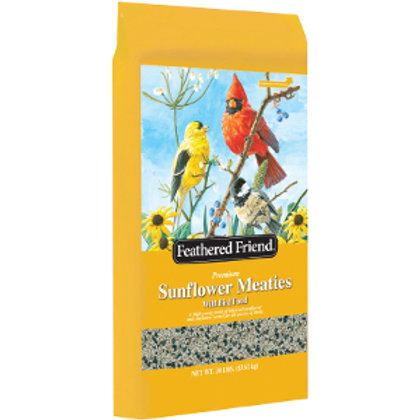 Feathered Friend Premium Sunflower Meaties 30lb