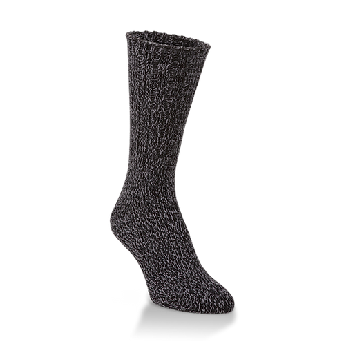 Ladies Ultra-Soft Ragg Crew Socks