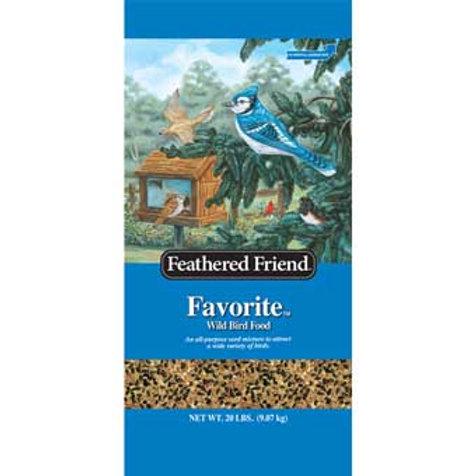 Favorite Wild Bird Seed