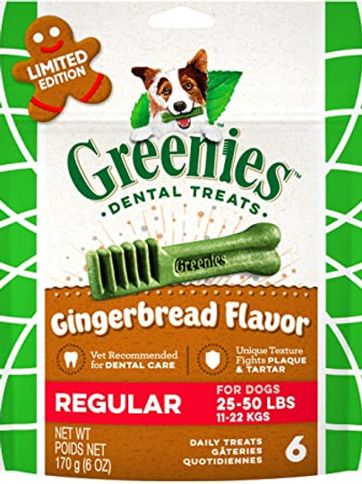 Greenies Gingerbread