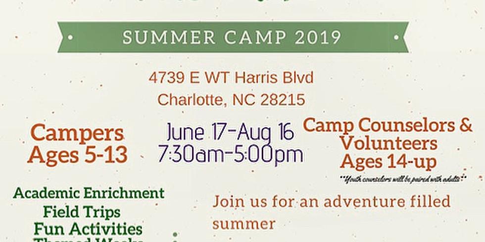 The RACC Summer Camp 2019