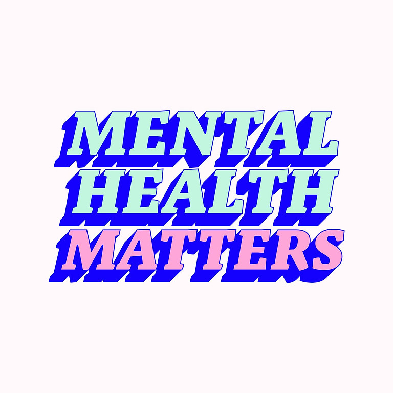 Maintaining Mental Health in a Social Movement