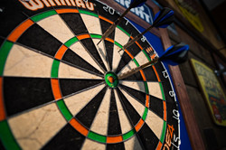 Bullseye in Penuche's Nashua