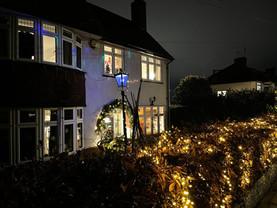More Than Festive Lights