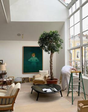 Edwardian Artists' Studio