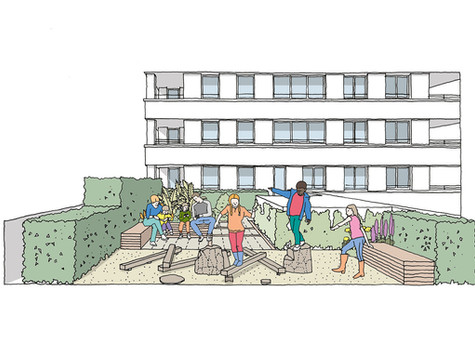 Play and Inclusive Design at the Old Kent Road