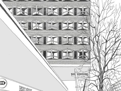 Basildon: New Town Brutalism