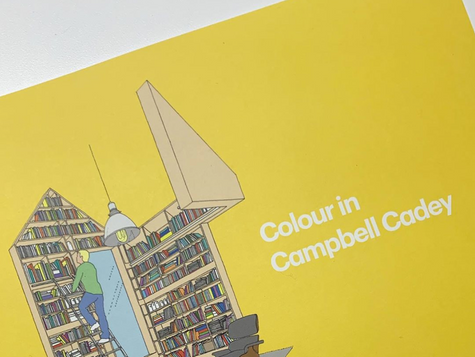 Colour in Campbell Cadey
