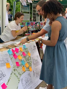 Ruskin Park Public Consultation