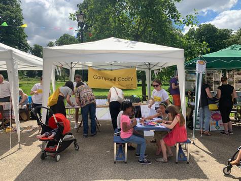 Ruskin Park Summer Fair - Public Consultation