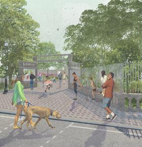 Edwardian Park Masterplan