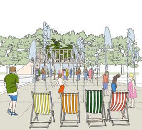 West London Square