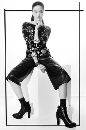 Black & White, Madeleine