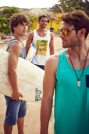 Surf Camp Macao