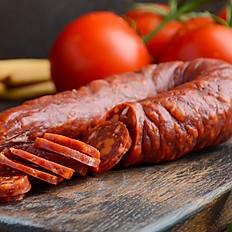 Chorizo jabuguito iberico, 2 tk pakendis