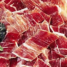 Jamón Ibérico de bellota 75%    (100 g.)