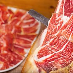 Jamón Ibérico de bellota 100%  (100 g.)