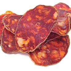 Chorizo Ibérico de bellota           (100 g.)