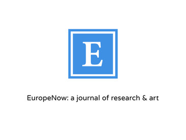 EuropeNow - Journal of research and art