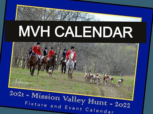 MVH Calendar 2021-2022
