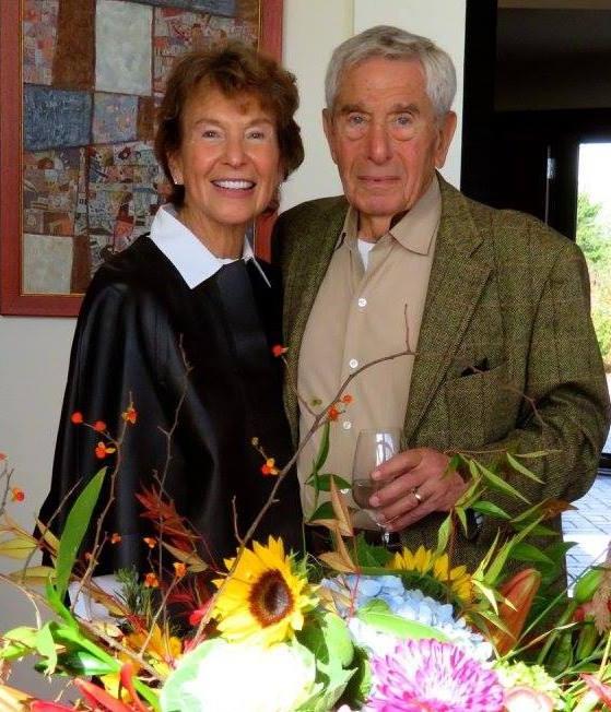 Mr. and Mrs. Kenneth Baum, MFH