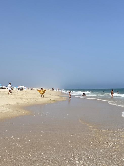 Strand op Ilha da Fuseta.heic