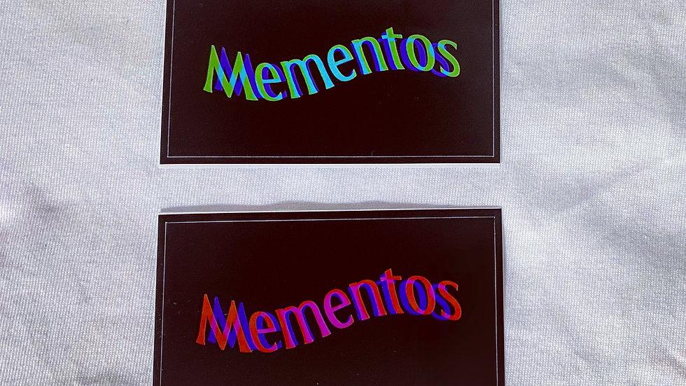Logo (Metamorphose) Sticker