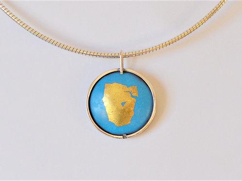 WORLD OF COLOUR, Warm blue