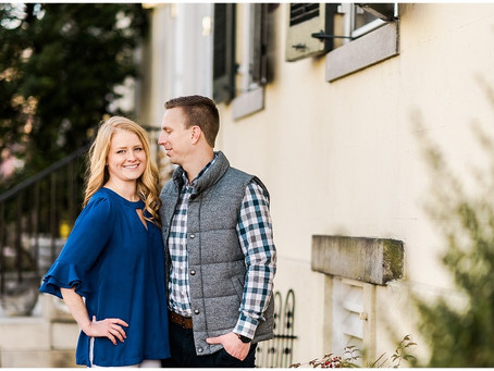 Melissa & Brad- Engaged