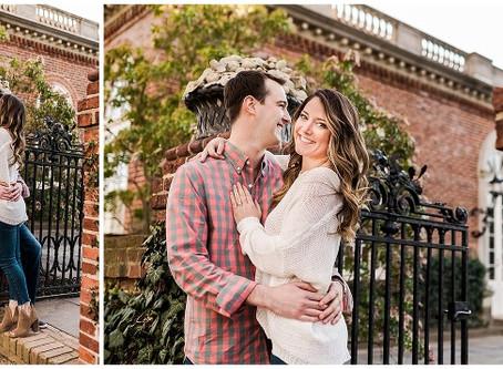 Katie & Brendan – Engaged