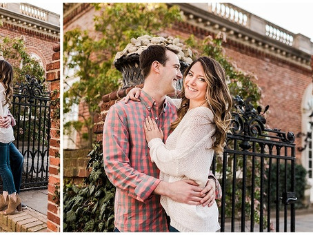 Katie & Brendan – Engaged