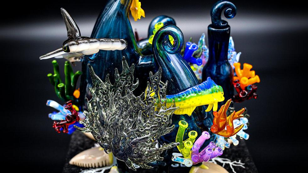 Ocean Art by Habitat Glass