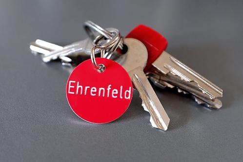 Schlüsselanhänger Ehrenfeld