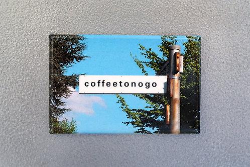 Magnet Coffeetonogo