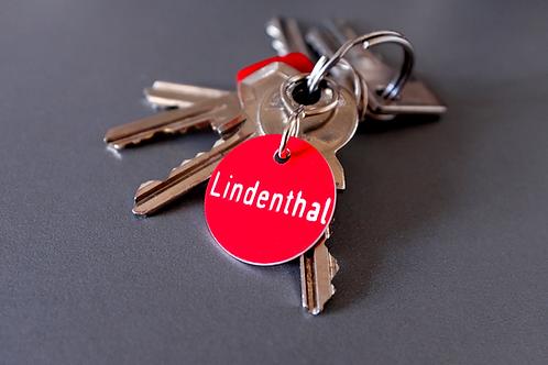 Schlüsselanhänger Lindenthal