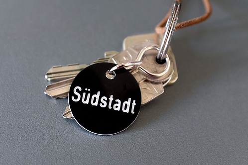 Schlüsselanhänger Südstadt