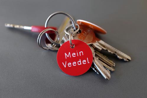 Schlüsselanhänger Mein Veedel