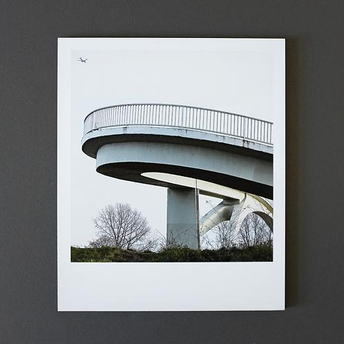 Polaroid Brücke Mülheim