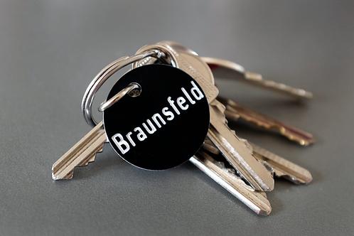 Schlüsselanhänger Braunsfeld