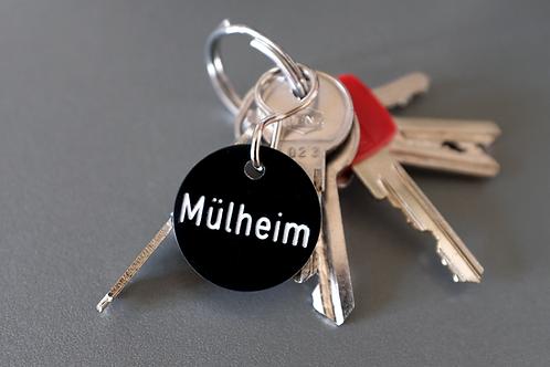 Schlüsselanhänger Mülheim