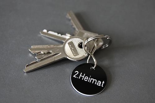 Schlüsselanhänger 2. Heimat