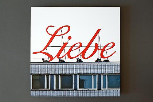 Bild Liebe / AluDibond