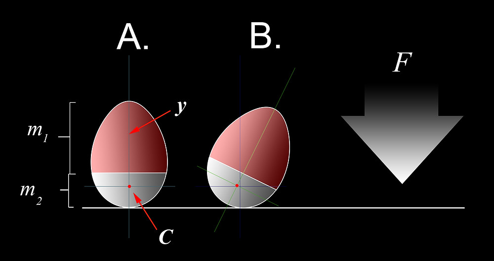 Diagram of The Weeble Principle.