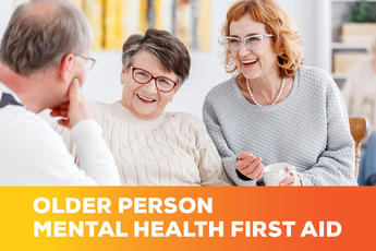 Older Person MHFA Course
